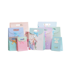 Luxury Paper Gift Pouches