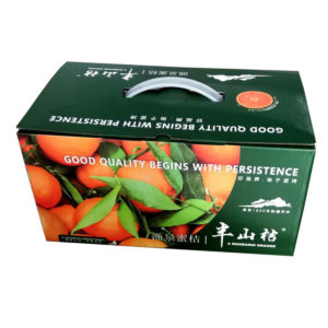 Wholesale Matt Finish Corrugated Paper Packaging Boxes with Window for Packing Fruit 5 (1)