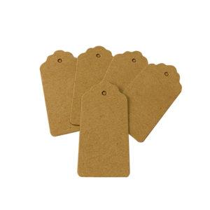 Custom Kraft Paper Label Tags