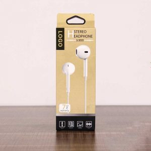 Custom Logo Wholesale Earphone Electronic Appliance Packaging Color Hanging Boxes