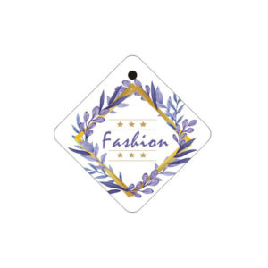Printing Customized Paper Hang Tags for Bags