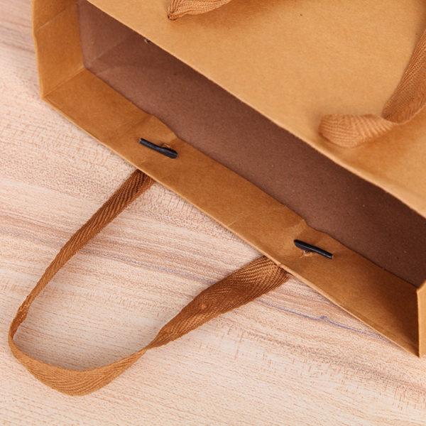 Recycled Kraft Paper Bags